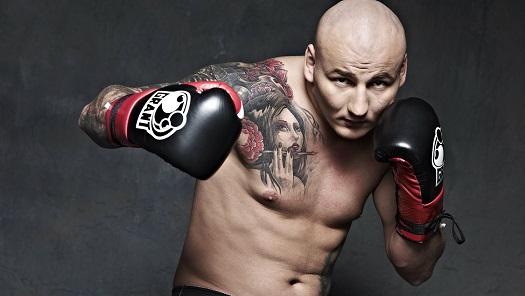 ARTUR SZPILKA JEST PO PIERWSZYM TRENINGU MMA