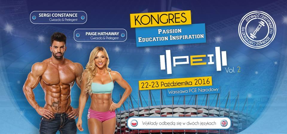 PEI – Konferencja Fitness