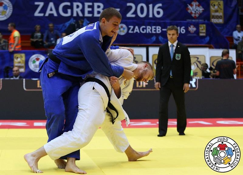 JUDO: Grand Prix w Zagrzebiu – Piotr Kuczera – to nie był mój dzień