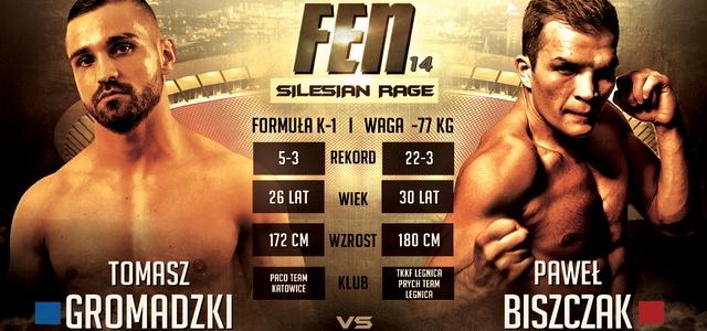 FEN 14: To była MEGA WALKA!!! Paweł Biszczak wygrywa!!!