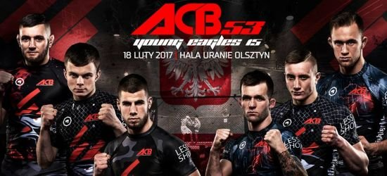 ACB w olsztyńskiej Hali Urania i zawodnicy Arrachion Olsztyn