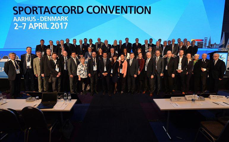Muaythai: Konwencja Sportaccord 2017
