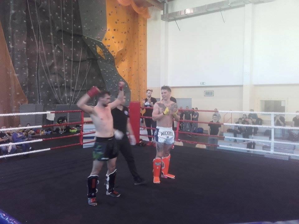 CSA na XI Edycja Ogólnopolskiej Ligi B-Fight Muay Thai Kickboxing