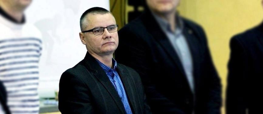 """Andrzej Maksymiuk: """"Chciałbym, żeby zawodnicy zostawili serce na macie i pokazali charakter"""""""