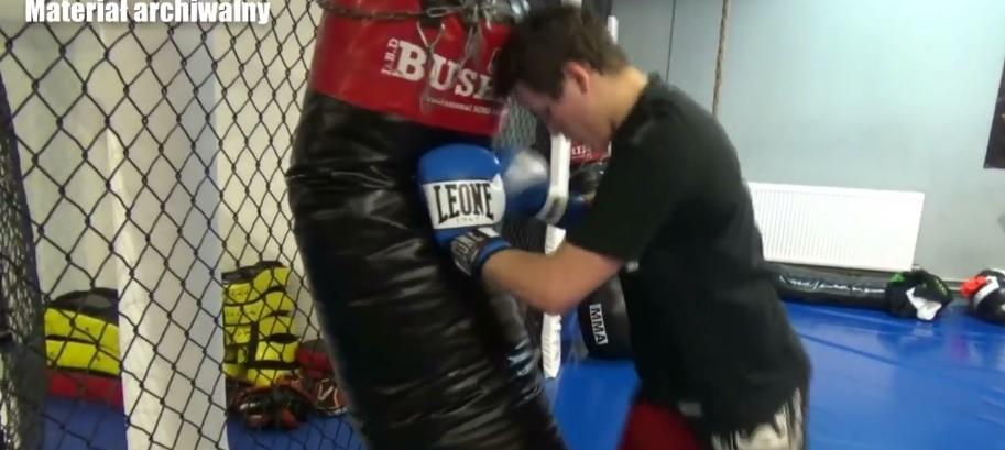 Robert Ptasiński przed Armia Fight Night ( VIDEO )