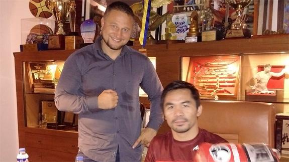 Manny Pacquiao gościem specjalnym gali w Radomiu?