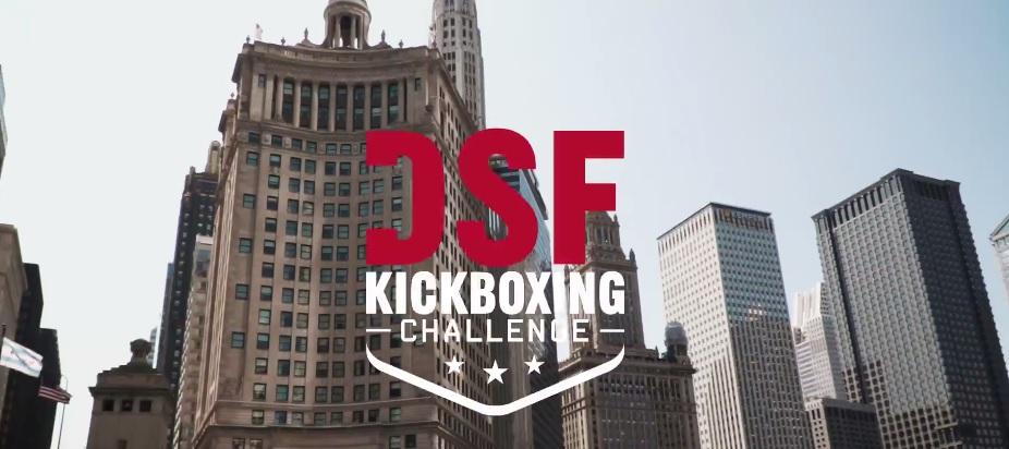 DSF KICKBOXING CHALLENGE 12: NAJLEPSI ZNAJLEPSZYCH II – OFICJALNY PLAKAT IMPREZY