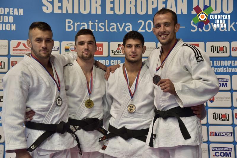 Łukasz Golus – złoto w Bratysławie największym sukcesem