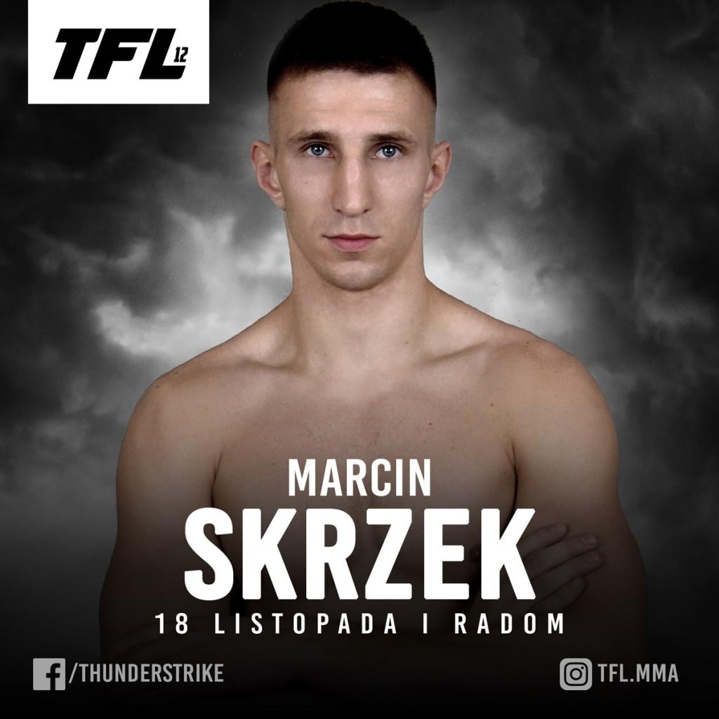 Marcin Skrzek wejdzie do klatki, podczas TFL 12 w Radomiu!
