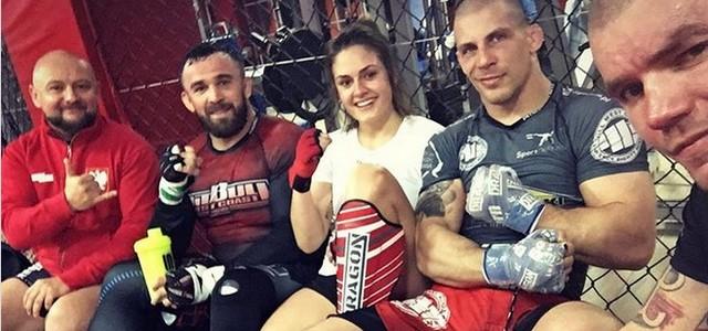 KAROLINA OWCZARZ BĘDZIE WALCZYĆ W MMA