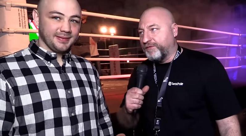 Adam Kownacki: Powietkin fajnie bije technicznie ( VIDEO )