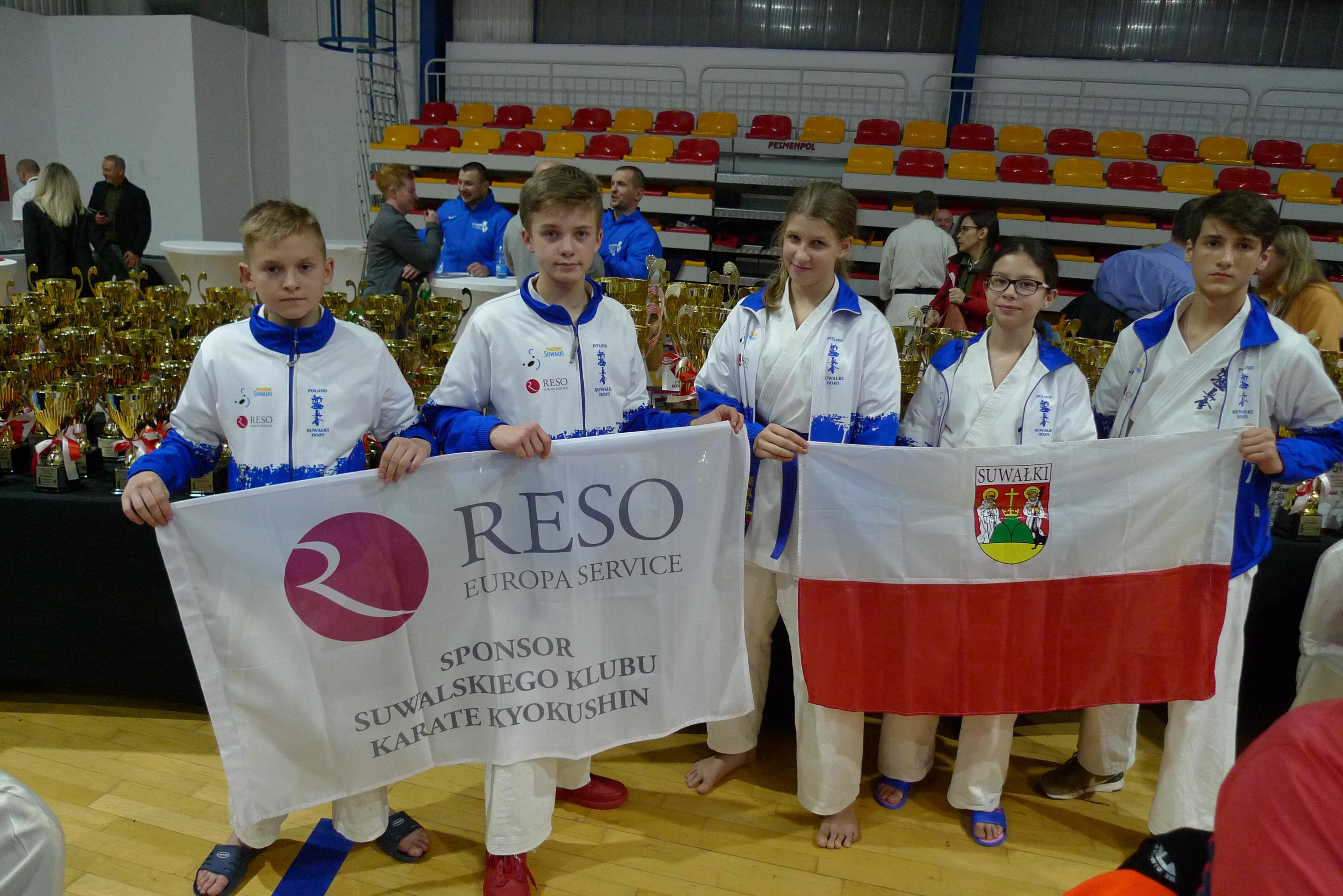 Debiutanci z Suwałk tym razem bez medalu