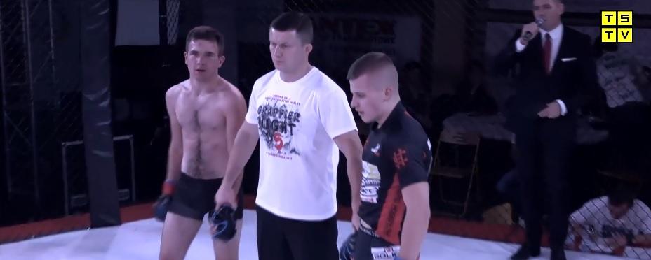GN 5: Tomasz Smyk vs Mateusz Kubeł