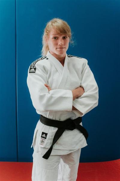 Anna Borowska: robię postępy i rozwijam swoje judo