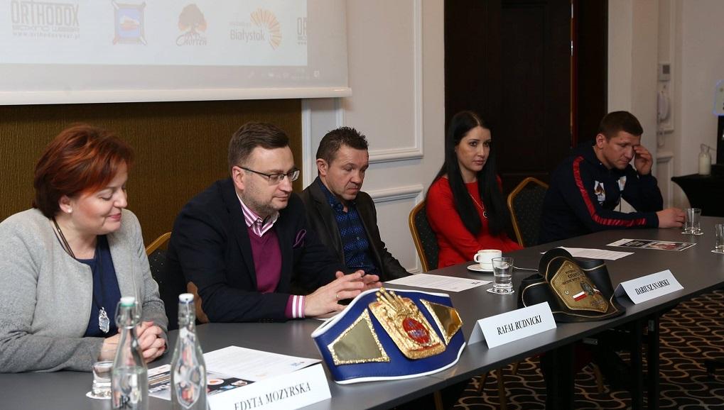 Chorten Boxing Production: 4 gale bokserskie na Podlasiu i Boxing Day's