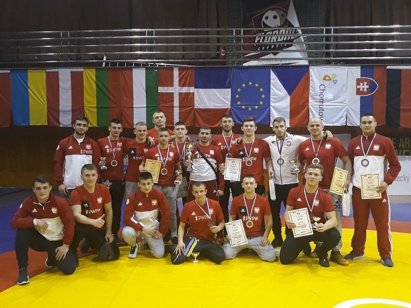 Dominacja juniorów w Czechach!